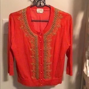 Kate Spade Sweater (Large)